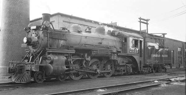 Image result for canadian pacific steam locomotives in manitoba