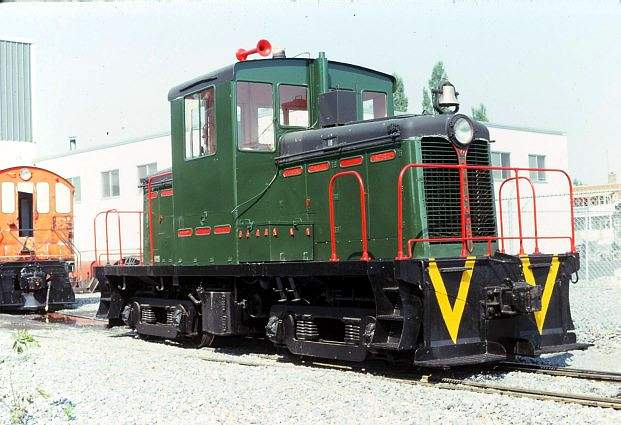 Older Industrial Diesels and Electric of Canada