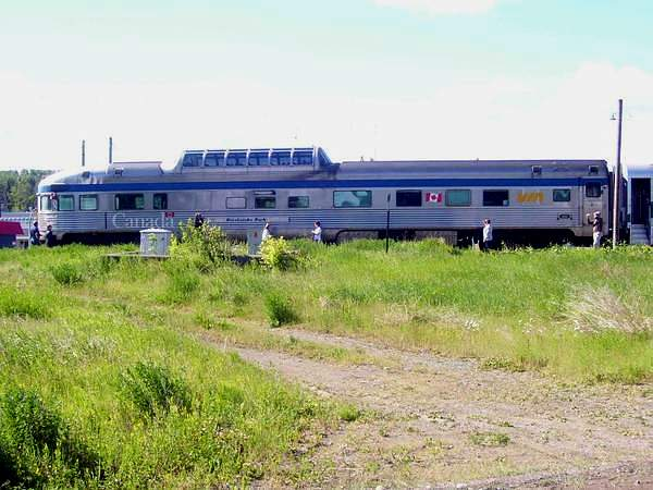 Old Canadian Railway Rolling Stock, Passenger cars